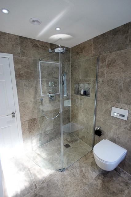 Master En Suite With Freestanding Stone