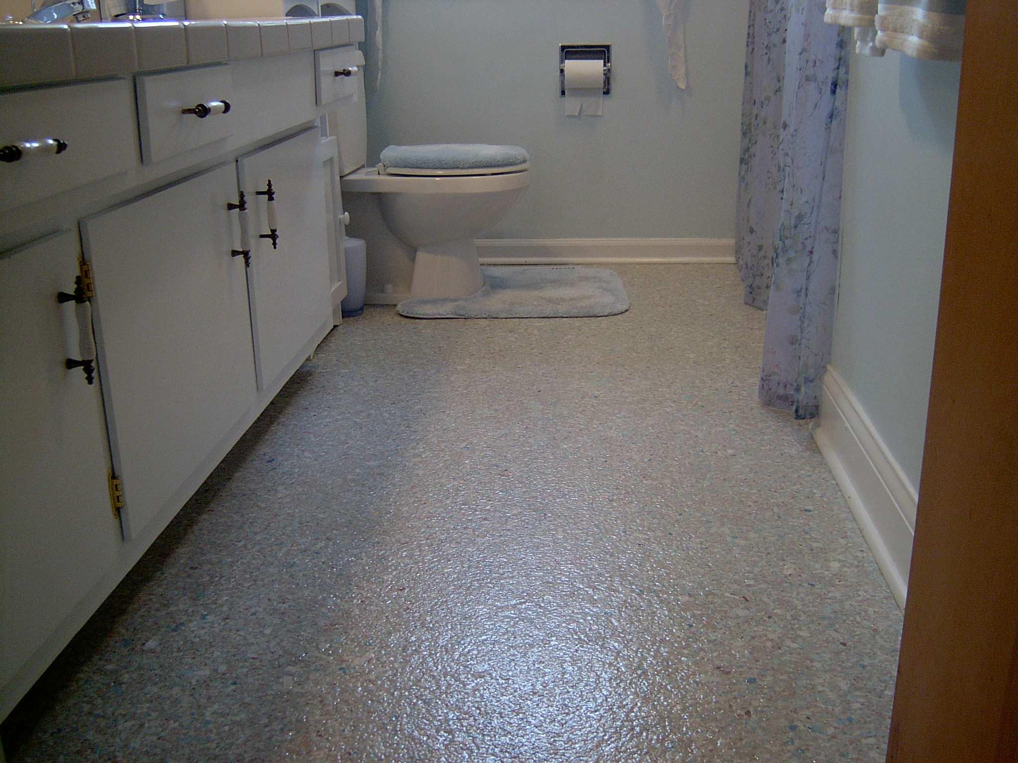 Epoxy Bathroom Floor Coating Houzz