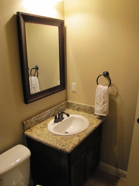 Exterior Shots traditional-bathroom