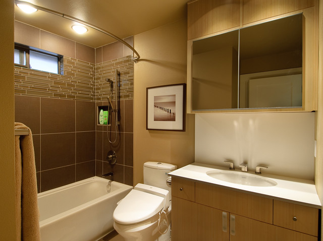 Extreme Makeover contemporary-bathroom