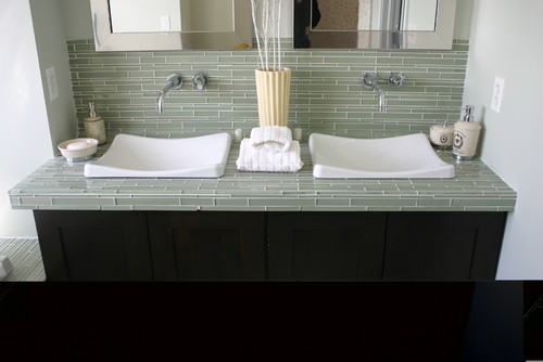 Modern Bathroom By Philadelphia Home Stagers Busybee Design