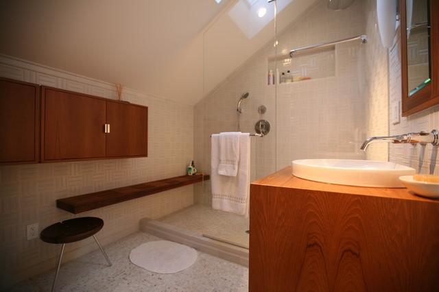 Small Custom Bathroom contemporary-bathroom
