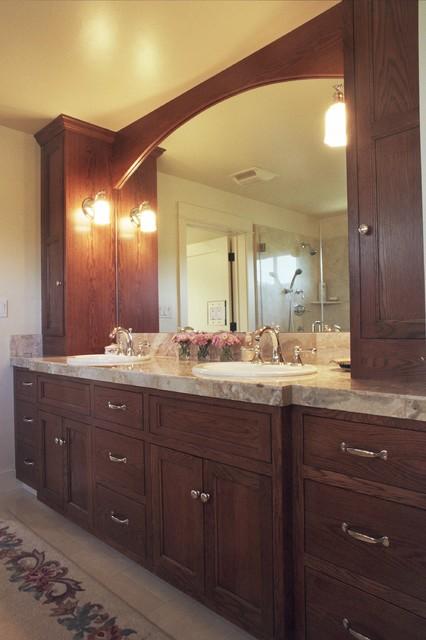 Fairfax Craftsman craftsman-bathroom