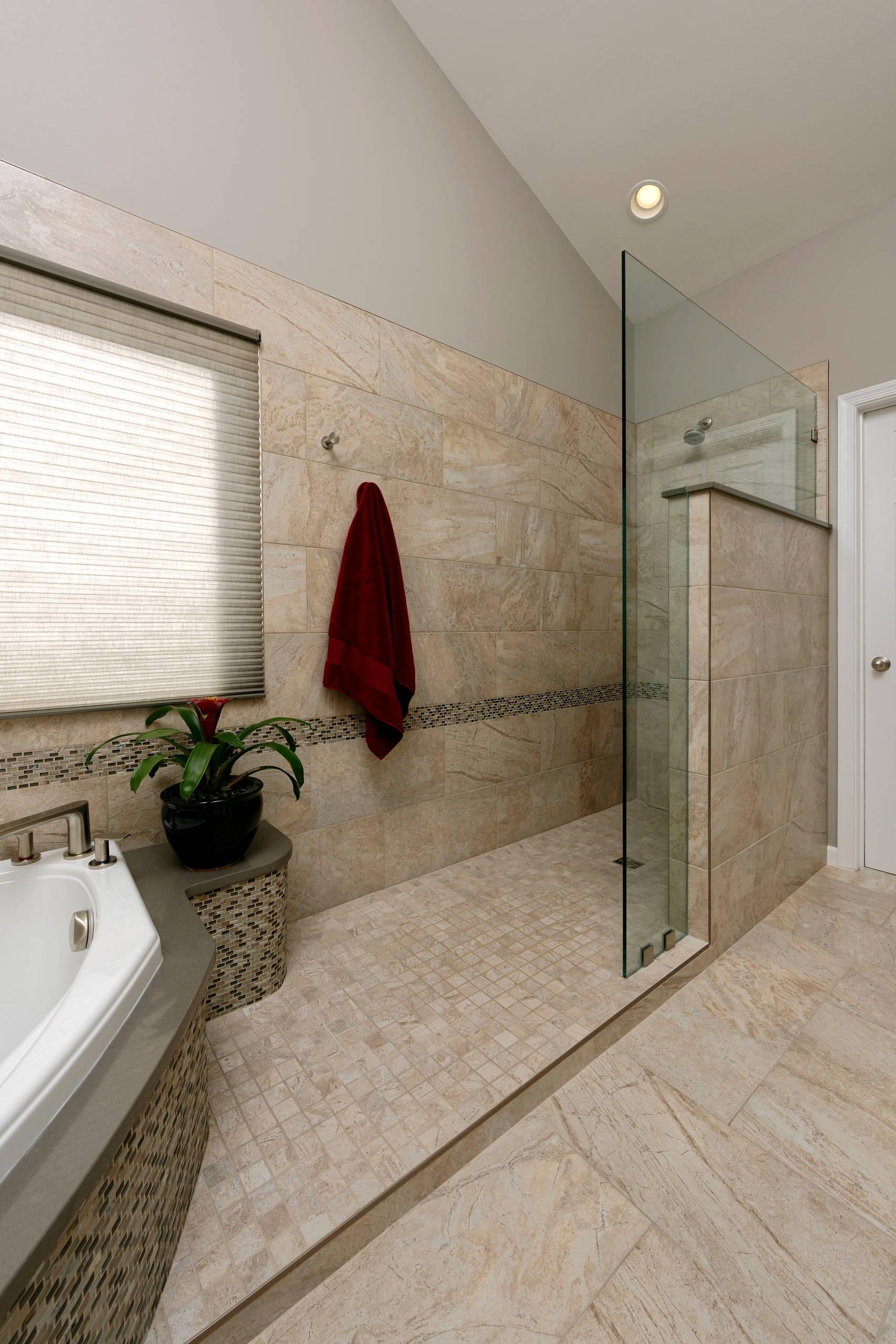 Fairfax Master Bathroom Remodel