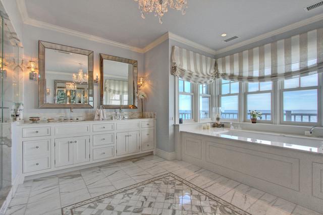 Fairfield Beach beach-style-bathroom