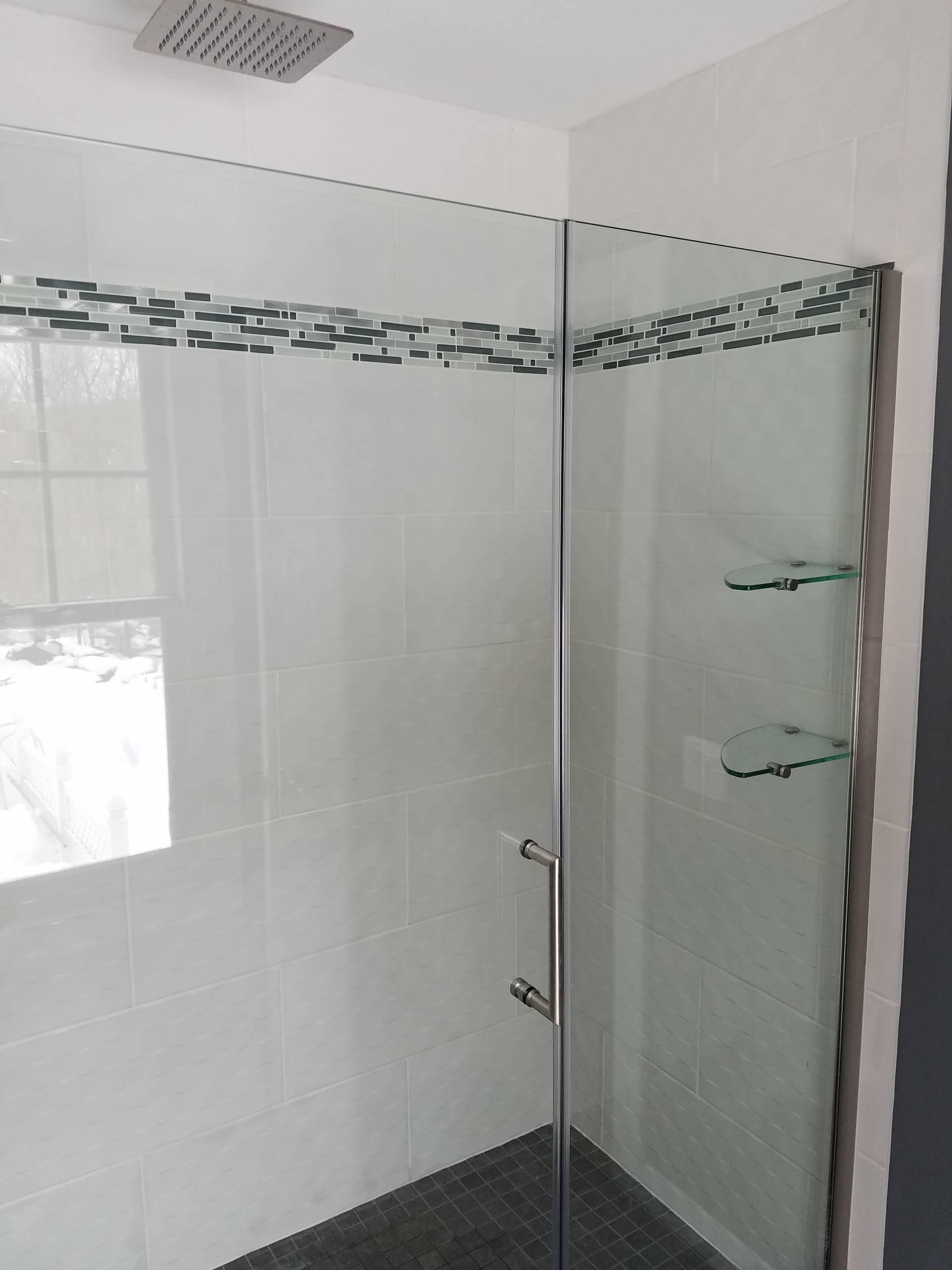 Fairfield County Bathroom Remodel