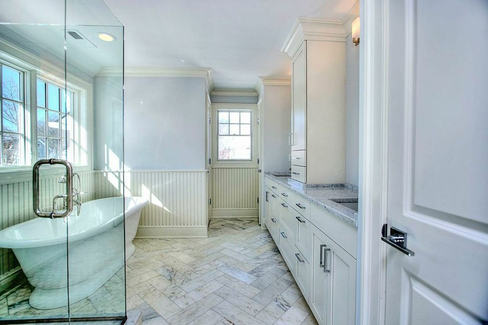 Fairfield, CT 3 - Transitional - Bathroom - New York - by ...