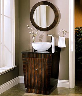 Fairmont Designs Bath Vanity Contemporary Bathroom Vanities And Sink Cons
