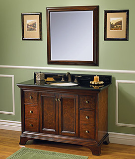 Fairmont Designs Bath Vanity Traditional Bathroom