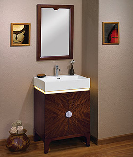 Fairmont Designs Bath Vanity Contemporary Bathroom Vanities And Sink Consoles Houston By