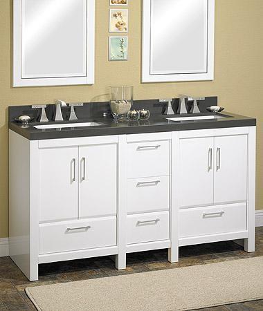 Excellent Custom Bathroom Cabinets Amp Vanities Eclectic