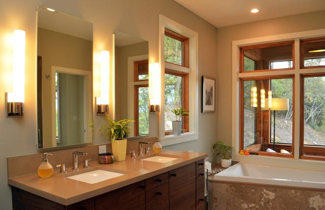 Fairview Residence contemporary-bathroom