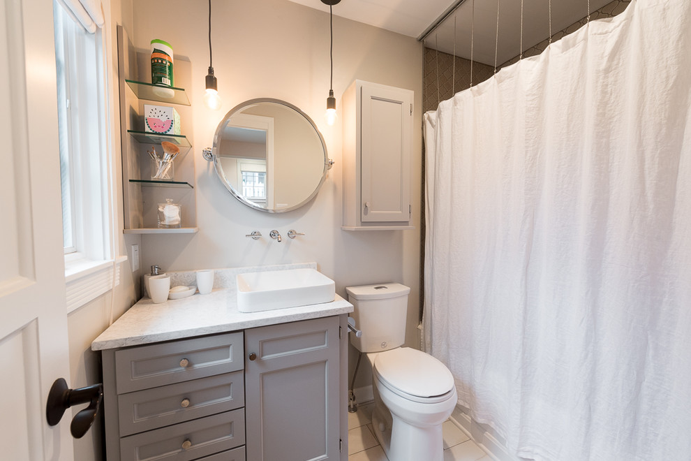 Fairway Cottage Addition - Traditional - Bathroom - Kansas ...