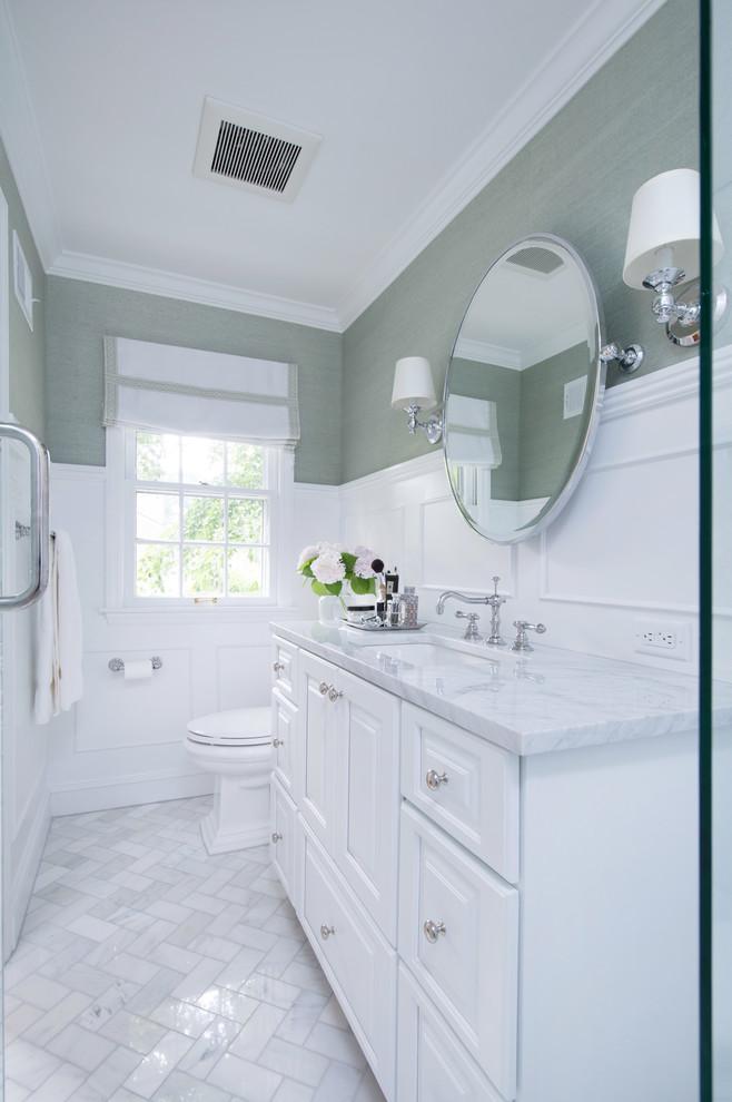 Fairway Master Bath - Traditional - Bathroom - Kansas City ...