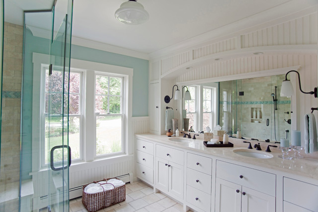 Attirant Fairwinds Seaside Residence Beach Style Bathroom