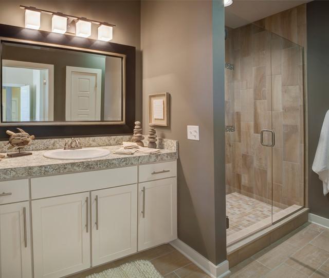Kitchen Cabinets Evansville In: Falcon Ridge Estates, Zircon Model Home