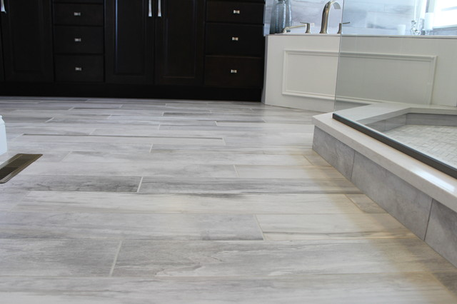 Falling Water Porcelain Tile Collection Modern