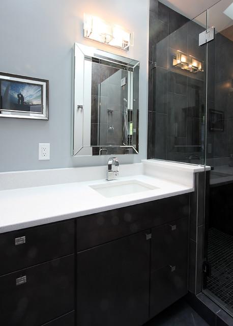 Bathroom Renovations Kingston Ontario: Whole House Remodel - Transitional