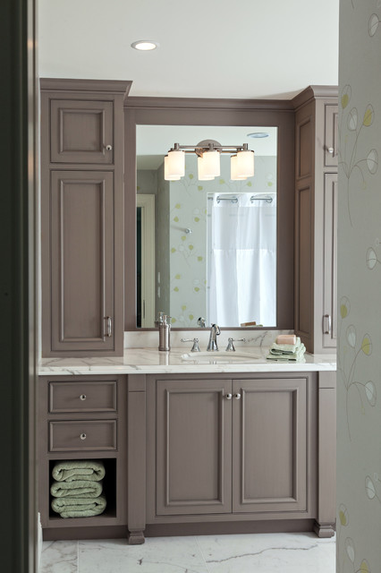 Falmouth Cape Cod Beach Style Bathroom Boston By