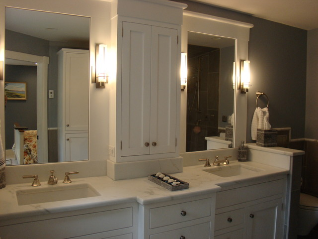 Falmouth Master Bath Remodel Traditional Bathroom Portland Maine By Robin Amorello Ckd