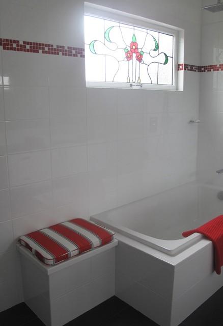 Family bathroom traditional bathroom brisbane by for Bathroom interior design brisbane