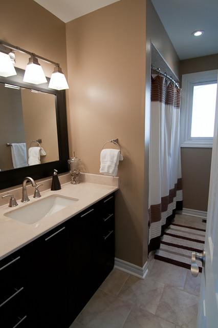Family Bathroom contemporary-bathroom