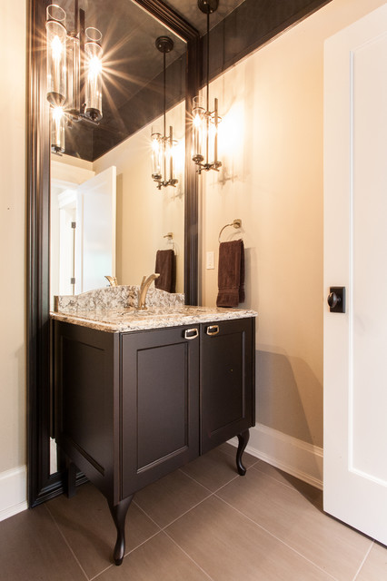 Family First Traditional Bathroom Vancouver By Kenorah Design Build Ltd