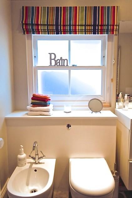 Period house contemporary-bathroom