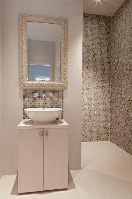 Family Home London Contemporary Bathroom London