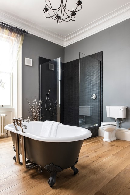Family Home Newcastle Traditional Bathroom North East By Aston Matthews