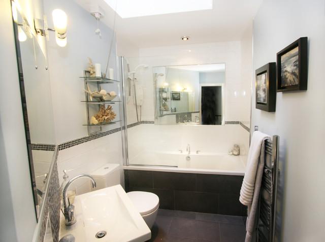 Family home eclectic bathroom dublin by for Bathroom ideas dublin