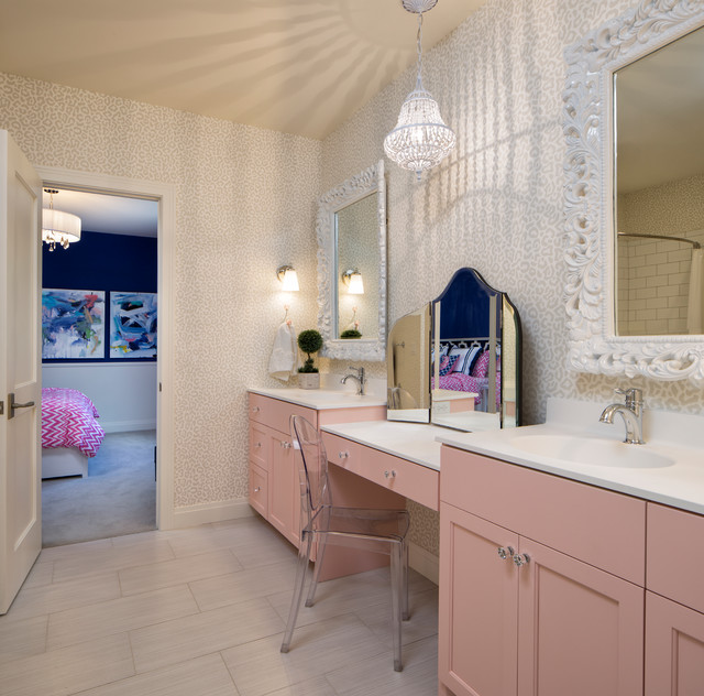 Family Traditional Traditional Bathroom Minneapolis By Eminent Interior Design