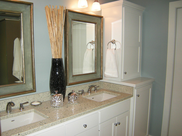 Fantastic Bathroom Makeovers Home Improvement Diy Network Eclectic Bathroom Other Metro