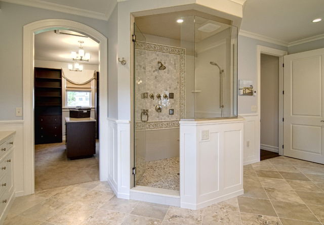 Farinelli Construction Inc traditional-bathroom