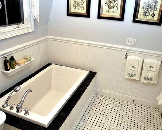 Farmhouse Pedestal Sink : Farmhouse Pedestal Sink Home Design, Photos & Decor Ideas