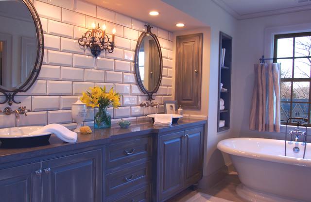 Farrin Residence contemporary-bathroom