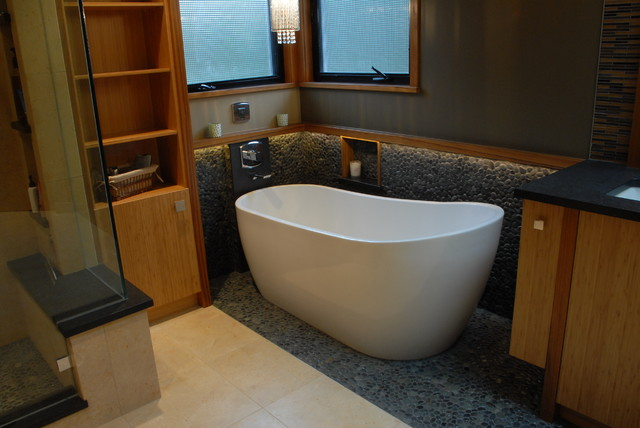 Fasano Project modern-bathroom