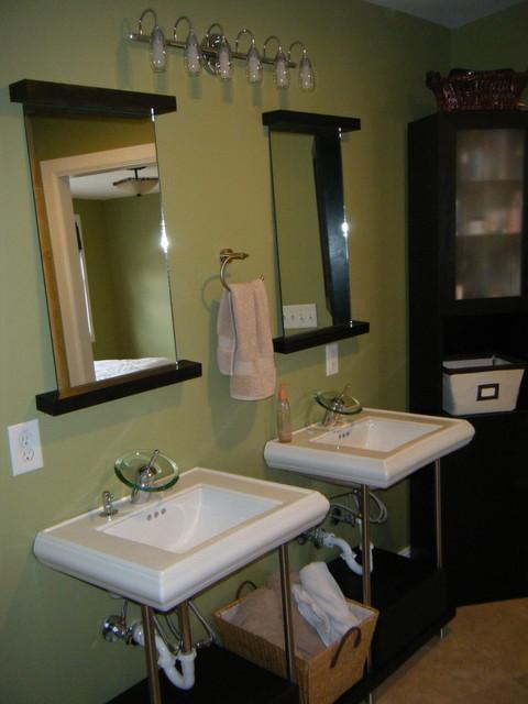 Elegant  2014 Built By Carbine Amp Associates Nashville TN Traditionalbathroom