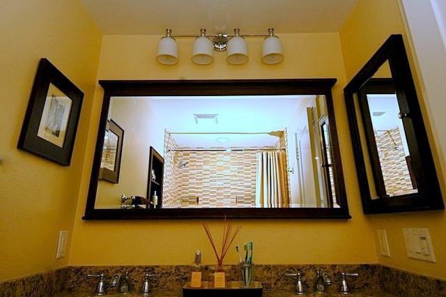 Favorite Jobs contemporary-bathroom