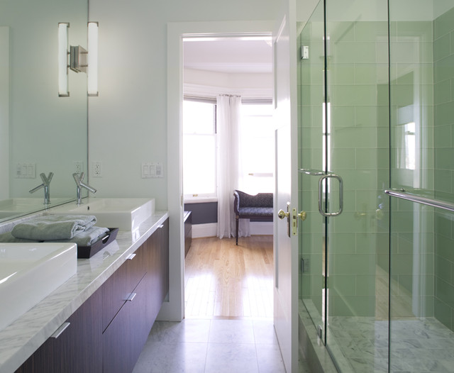 Feldman Architecture modern-bathroom