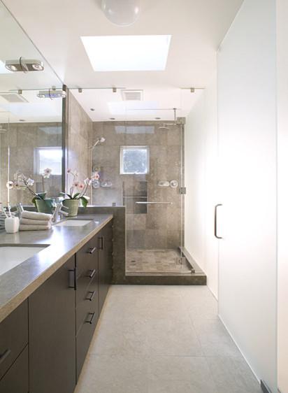 Feldman Architecture contemporary-bathroom