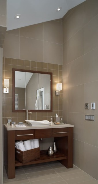 Feng Ciao contemporary-bathroom