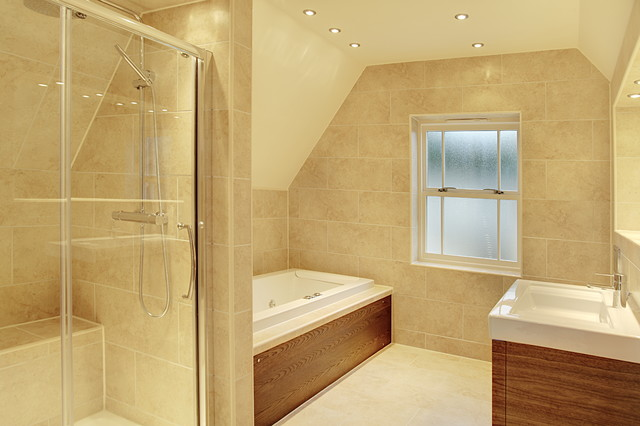Fernleigh Grange Transitional Bathroom Yorkshire And