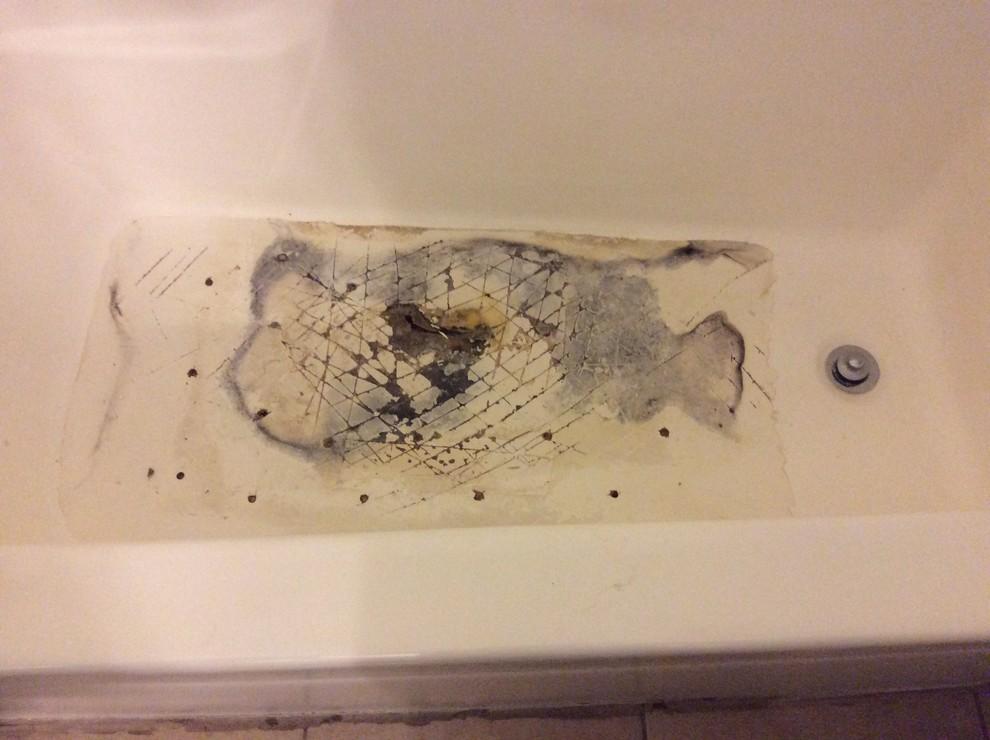 Fiberglass Bathtub Floor Repair South Austin Tx