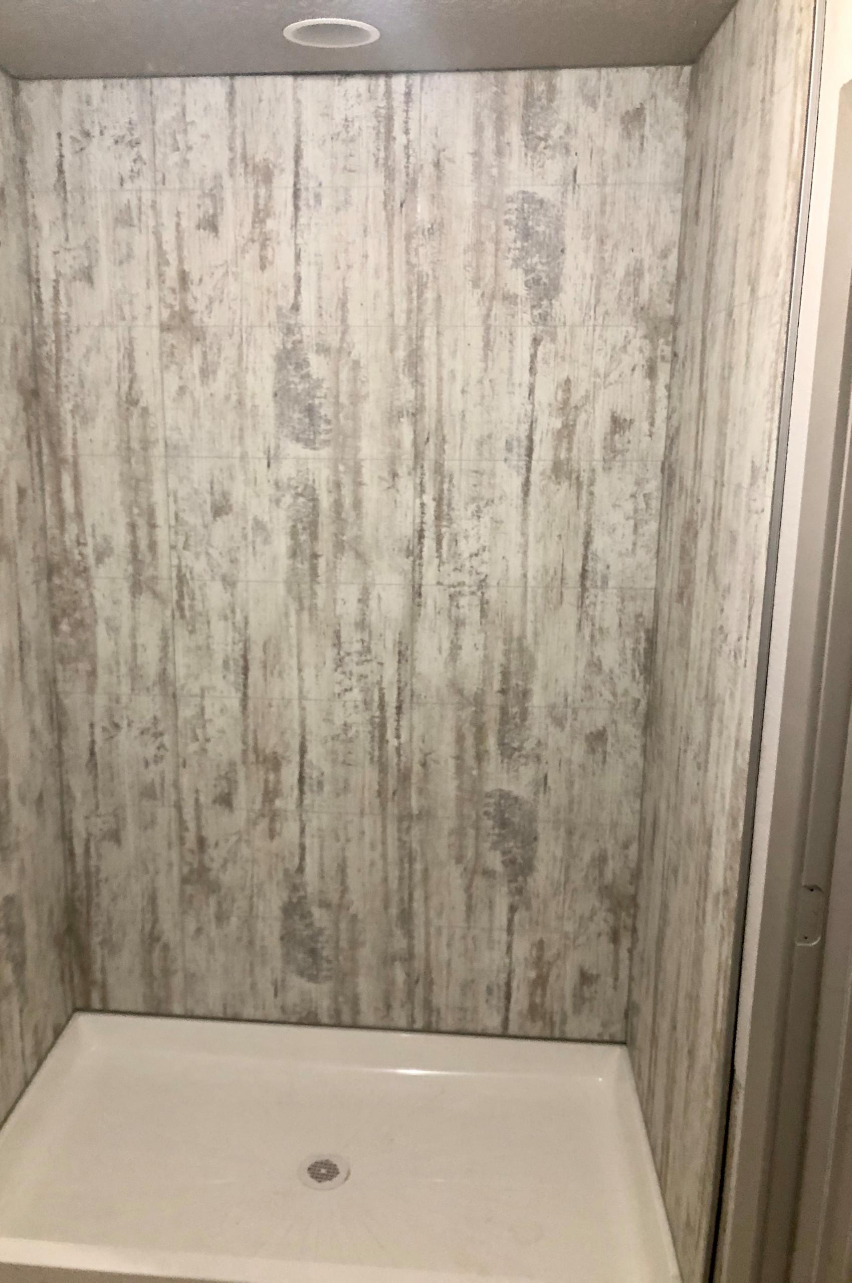 FIBO - Shower/Tub Wall Panels