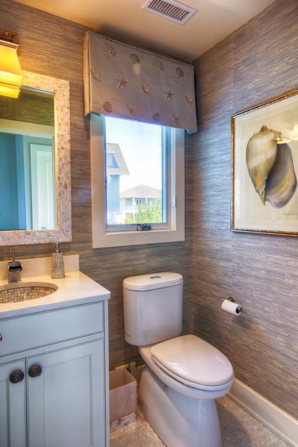 Figure Eight Island Residence traditional-bathroom