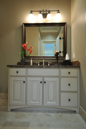 Finley traditional bathroom