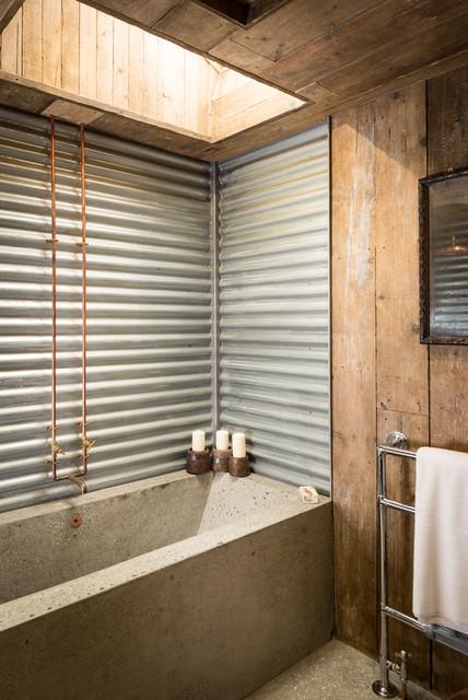 Firefly Rustic Bathroom Cornwall By Unique Homestays