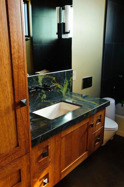 Fischer Residence contemporary-bathroom