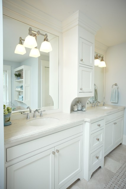 Fisk Lake Traditional Bathroom Grand Rapids By